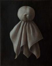 ghost child (2005) oil on linen, 40 x 30cm