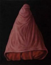 goddess (2005) oil on linen, 40 x 30cm