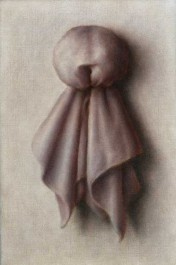 peevish darling (2004) oil on linen, 30 x 20cm