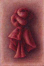 red darling (2004) oil on linen, 30 x 20cm