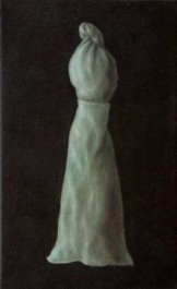 sprite (2006) oil on linen, 40 x 26cm