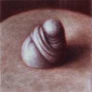 unacknowledged (2003) oil on linen, 20 x 20cm