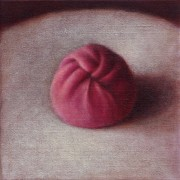 unexamined (2003) oil on linen, 20 x 20cm