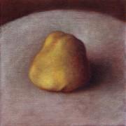 unformed (2003) oil on linen, 20 x 20cm