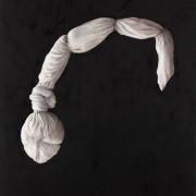 slow leap (2012) oil on linen, 101.5 x 76cm